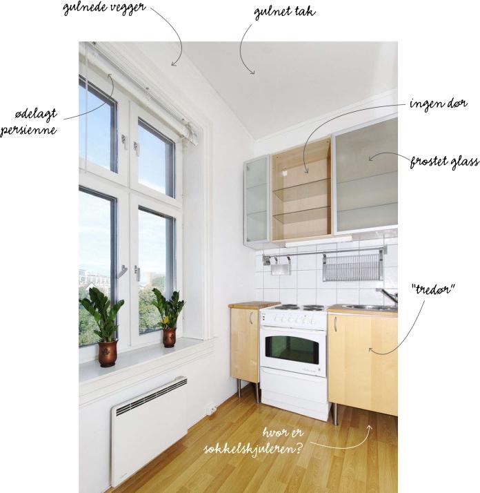 kjøkken 1 før_tekst