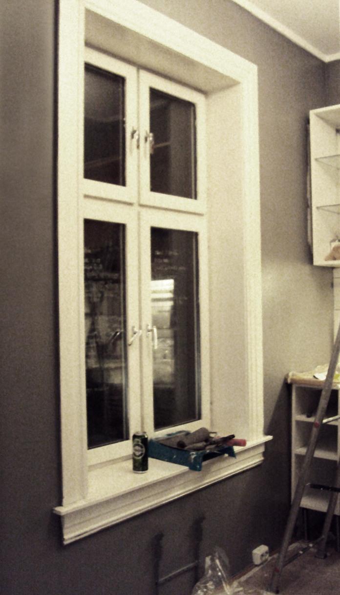 kjøkken 6 malte vegger