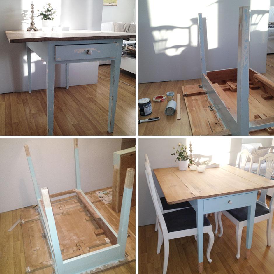 Elskede La oss snakke om å male møbler | drill & design TN-38