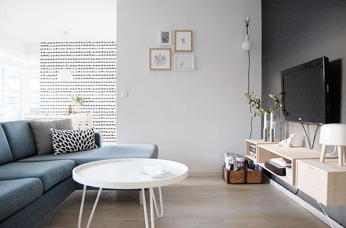 Herreg 229 Rd Hylle Bak Sofa