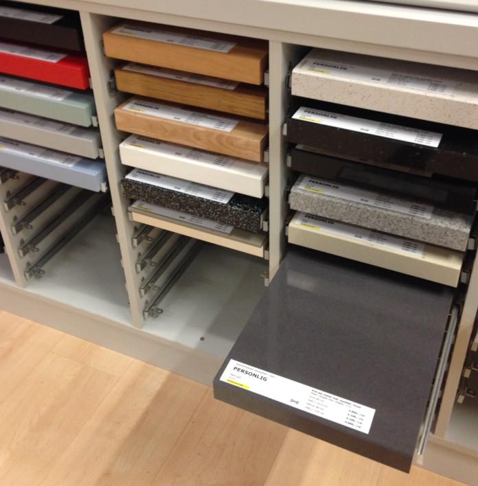 Benkeplate-bonanza hos IKEA.
