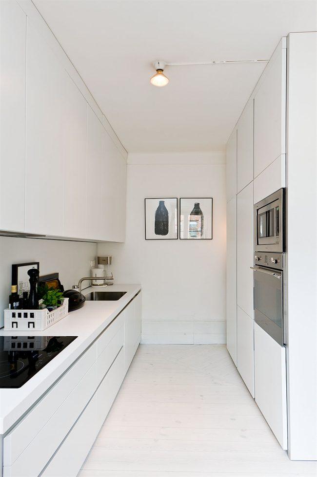 Hvordan få rom til skuffer, skap, hvitevarer og benkeplass på et ...
